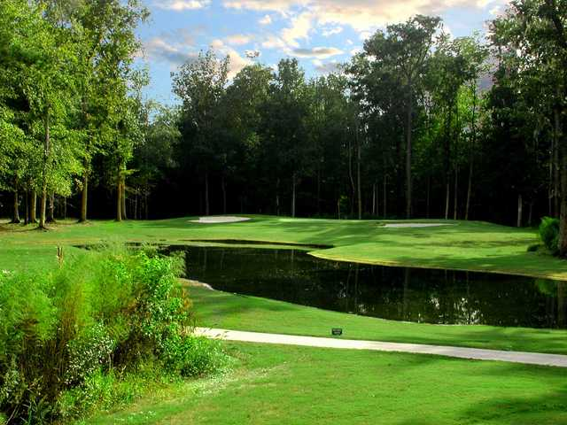 Wescott Plantation's Black Robin Nine: View from the 4th hole