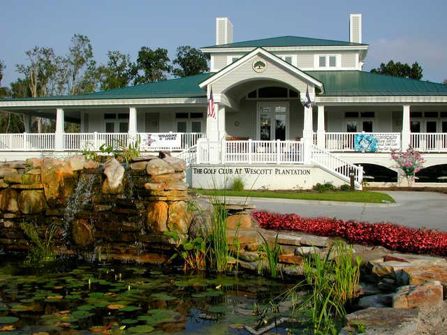 Wescott Plantation's Clubhouse