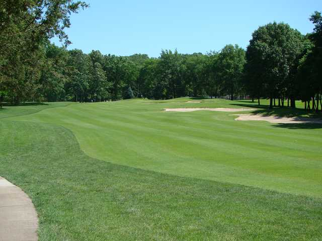 A view of fairway #3 at One from Country Club at the Legends