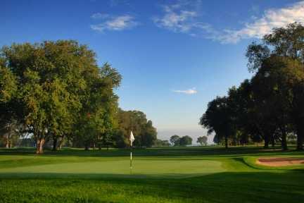 A view of a green at Niagara-on-the-Lake Golf Club