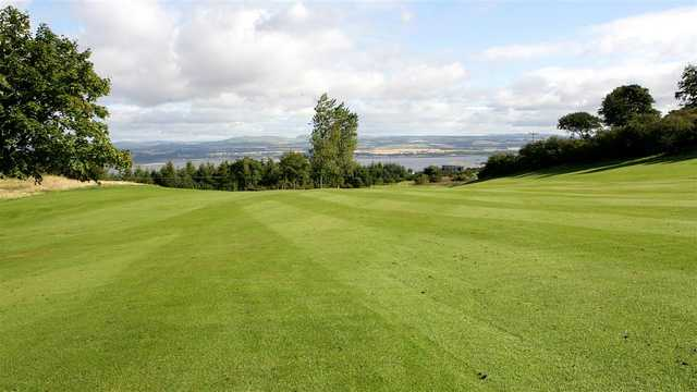 A view from West Lothian Golf Club
