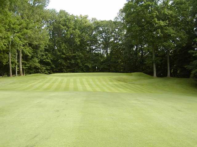 A view of fairway #4 at O'Bannon Creek Golf Club