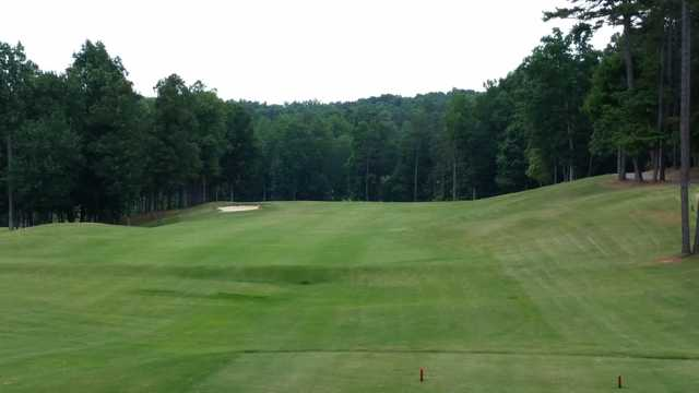 A view tee #2 at River Oaks Golf Club
