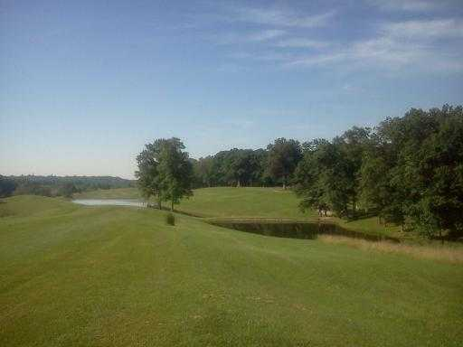 A view from Country View Golf Course
