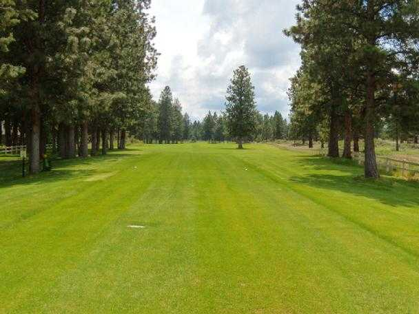 A view from the 16th fairway at Old Back Nine