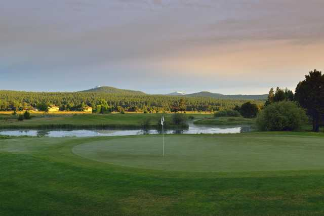 Meadows at Sunriver Resort: View from #4