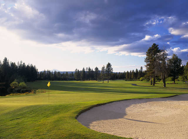 Sunriver Woodlands: View from #10