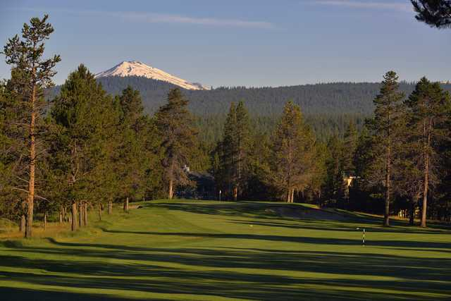 Sunriver Woodlands: View from #16