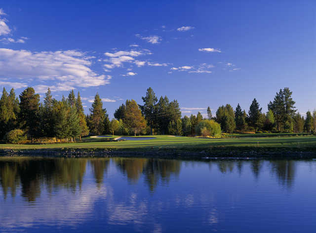 Sunriver Woodlands: View from #18