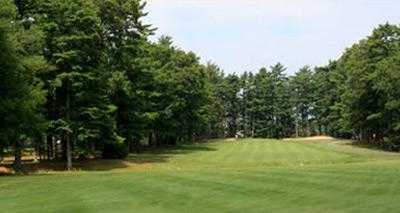A view of a fairway at Country Club of Halifax