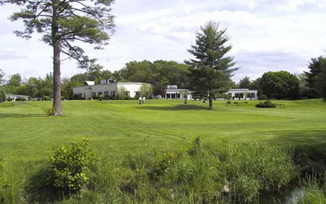 A view from Indian Meadows Golf Club