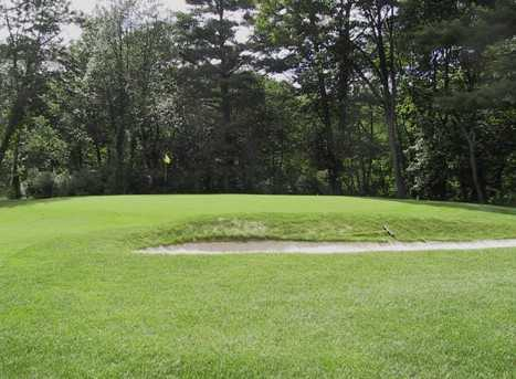 A view of a green at Indian Meadows Golf Club