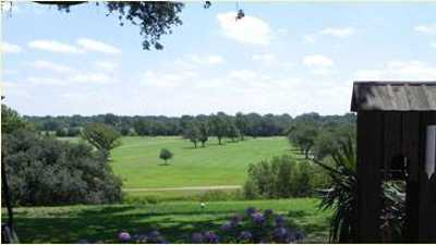 A view from Brady Golf Course