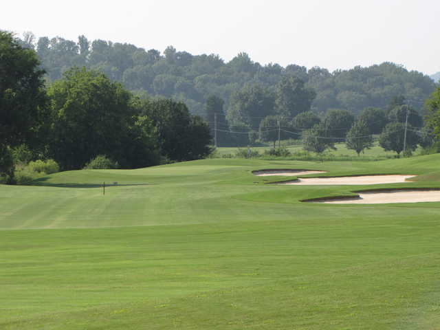 A view from Ruggles Ferry Golf Club