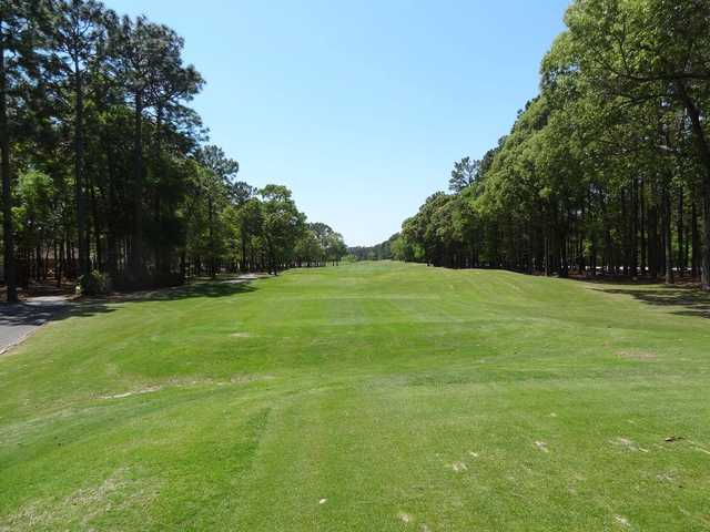 A view from tee #10 at Prestwick Country Club