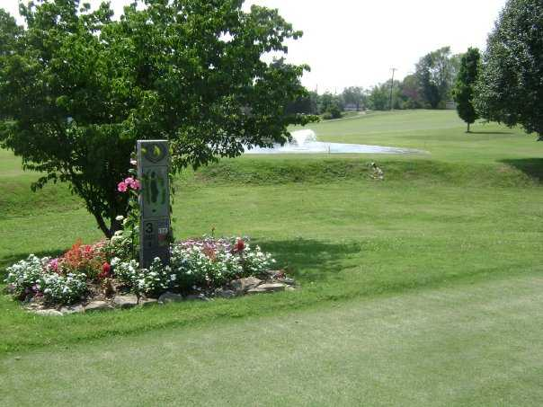 A view from tee #3 at Beaver Brook Golf & Country Club