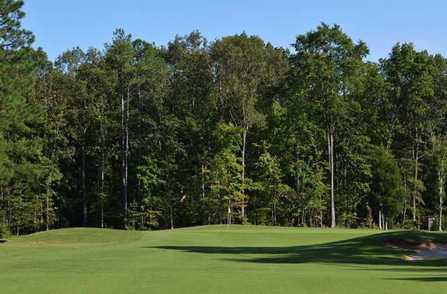 A view from a fairway at Birkdale Golf Club