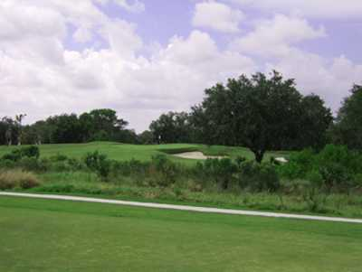 A view from River Strand Golf and Country Club.