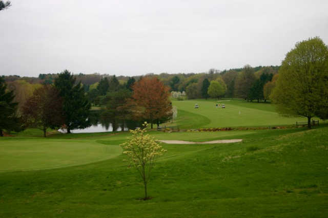 A view from GreatHorse Golf Course