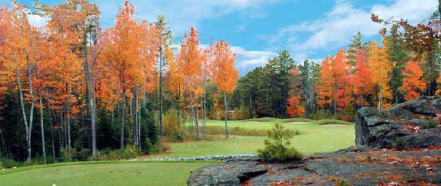 Point Sebago Golf Course