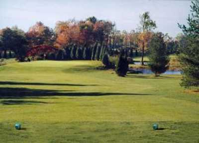 A view from a tee at Land of Legend from Camisle Golf Club