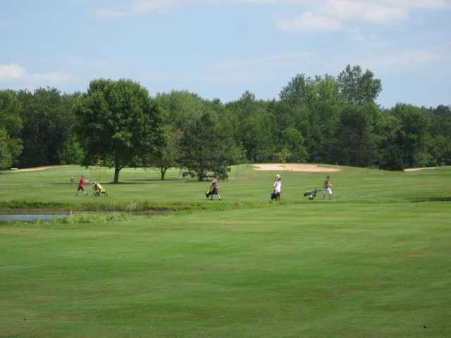 A view from Westwoods Golf Club