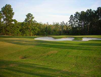 A view from fairway #9 at Hidden Cypress Golf Club