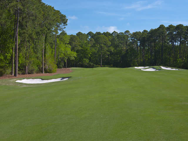 A view from fairway #14 at Wexford Golf.