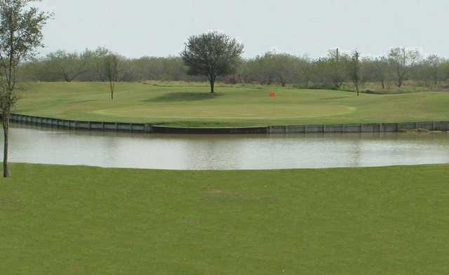 Treasure Hills GC: View of the 14th hole