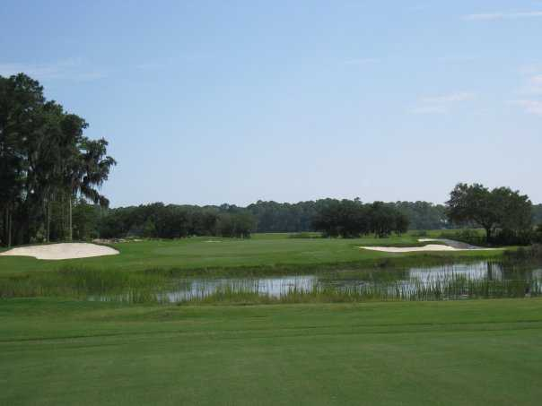A view from Dogwood at Callawassie Island Club