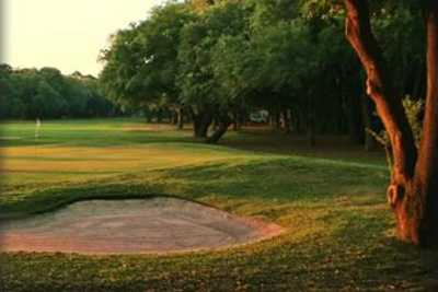 A view of a green at Spanish Wells Club