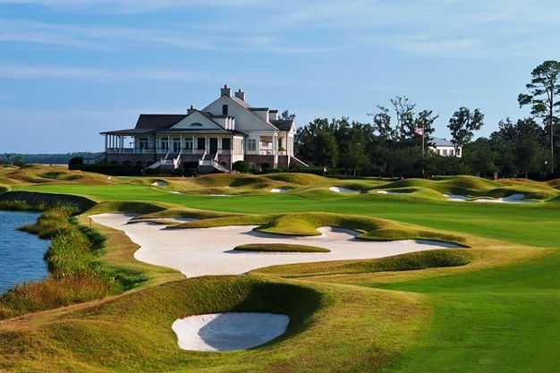 A view from Colleton River Club.