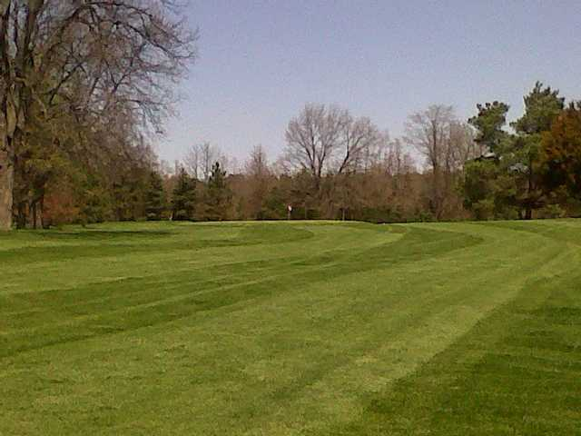 A view from Yankee Springs Golf Course