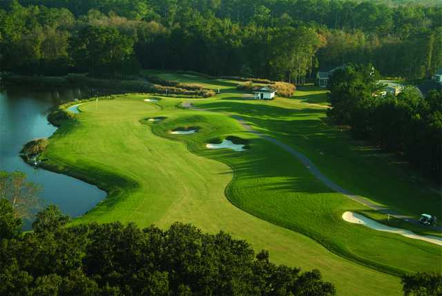 Aerial view of Blackmoor Golf Club