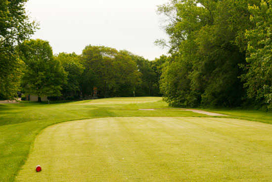 A view from the 6th tee at West Nine from Brookridge Golf & Fitness