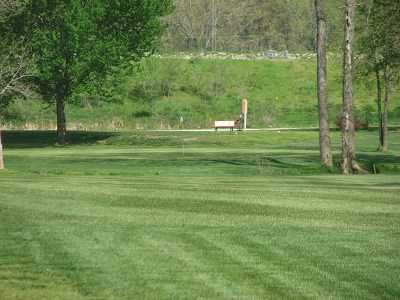 A view from Blackberry Trails Golf Course