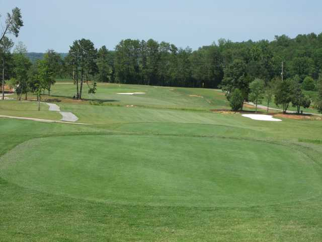 A view from the 10th tee at Meadowbrook Golf Club