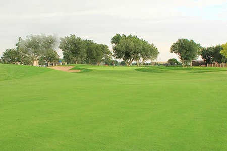 A view from fairway #11 at Artesia Country Club
