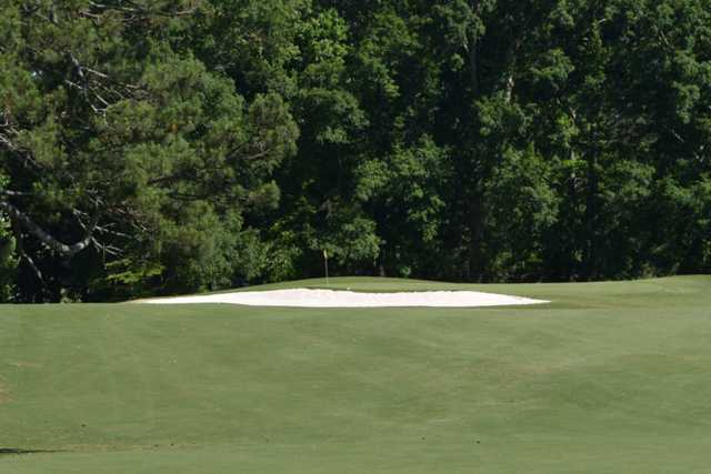 A view from a fairway at Country Club of Newberry