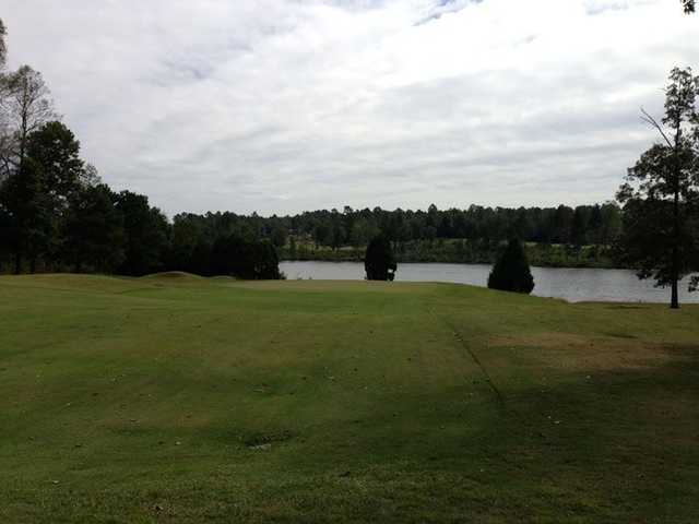 A view from a fairway at Indian River Golf Club