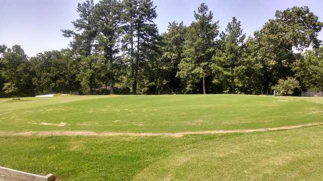 A sunny day view from Centerville Golf Course