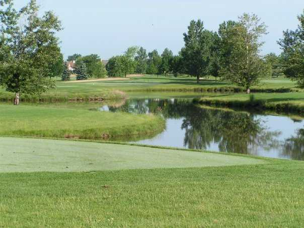 A view from Tamarack Golf Club