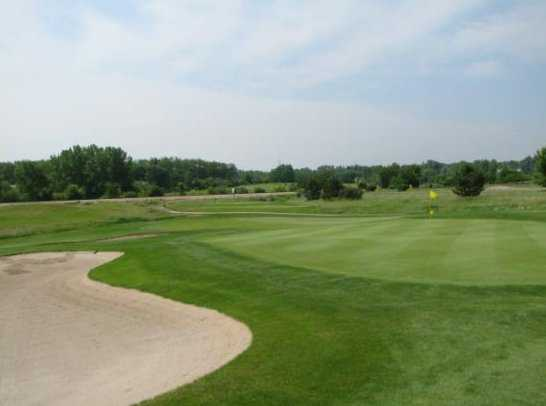 View from Sanctuary Golf Club