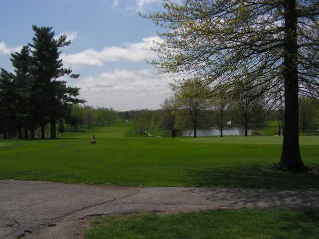 A view from Excelsior Springs Golf Club