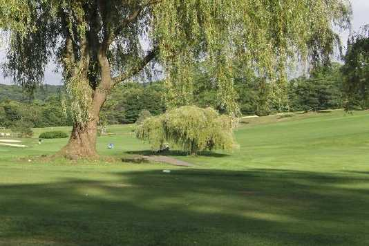 A view from Smithtown Landing Golf Club