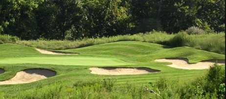 A view from Far Oaks Golf Club