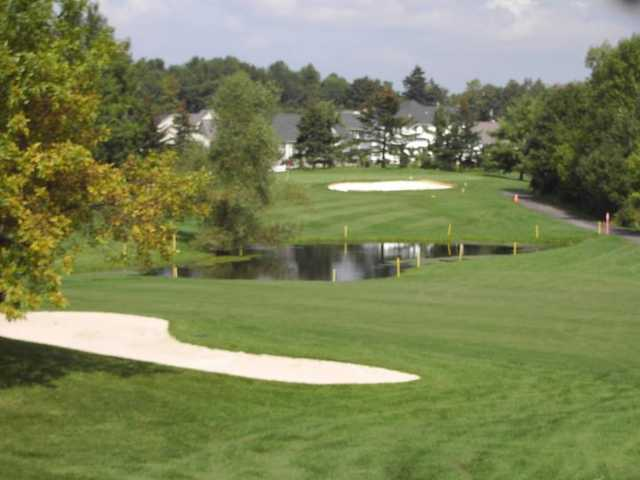 A view from Eagle Vale Golf Course