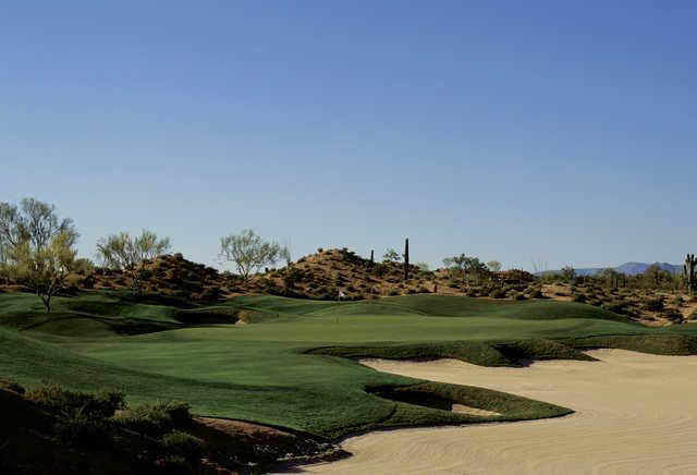 A view from Grayhawk Golf Club - Talon