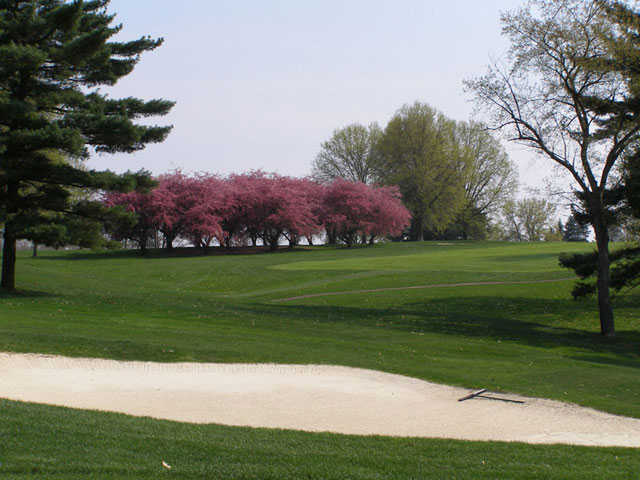 A view from Westmoreland Country Club