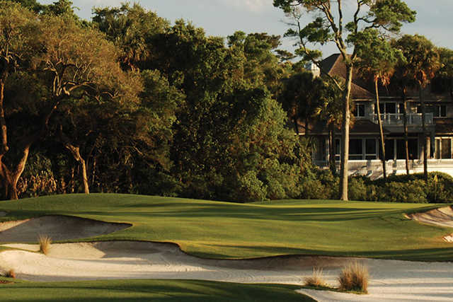 A view from Osprey Point at Kiawah Island Golf Resort